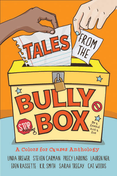 Tales from the Bully Box, a collection of middle grade short stories from Elephants Bookshelf Press