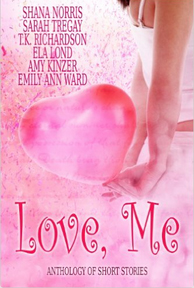 Love, Me a charity anthology of romantic short stories for teens