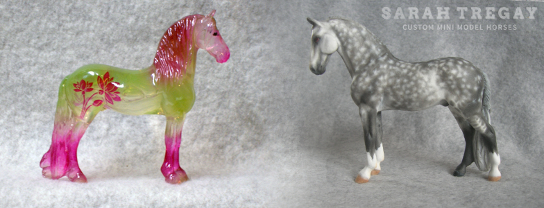 Breyer Stablemate Mold Django by Josine Vingerling: Identify Your Breyer Stablemate and Custom model by Sarah Tregay