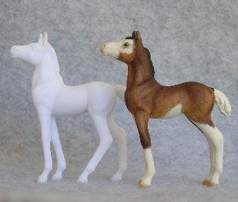 Breyer Stablemate Modls, Identify your Stablemate mold and custom mini model horses by Sarah Tregay