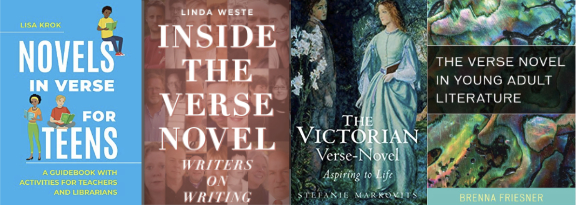nonfiction books about verse novels